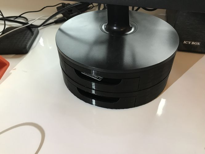 3D-Printed Monitor Stand with drawers for Asus VS247HR 03.jpg