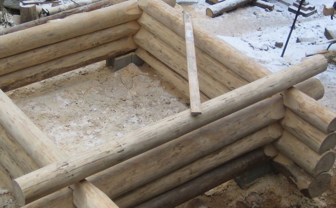 Blockhaus Bauanleitung Wurst Wasser Net